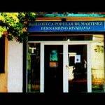 Todos y todas en los 100 años de la Biblioteca de Martínez