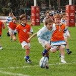 Seminario de Rugby Infantil en San Isidro