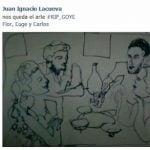 Tristeza y demostraciones de afecto en las redes sociales por el incendio del bar Goyeneche