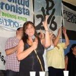 Teresa Garcia es la nueva presidenta del PJ en San Isidro