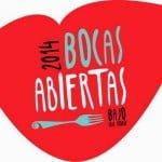 Comienza el Festival Gastronómico Bocas Abiertas 2014