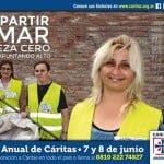 "Colecta Anual de Cáritas: ""Compartir es amar"""