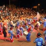 Llega el carnaval a Tigre