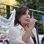 """Teresa Garcia: """"En este lugar se cometió el salvajismo de querer borrar la memoria"""""""