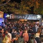 Exitosa edición de La Noche de las Artes en Tigre