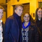 Macri y Vidal recorrieron San Fernando