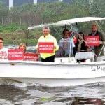 Tigre reiteró pedido a la provincia por el saneamiento del río Reconquista