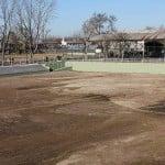 Avanza el nuevo reservorio en el Campo N°1 de San Isidro