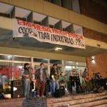 Festival solidario contra el desalojo de una cooperativa de Martínez