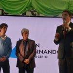 Massa y Andreotti celebraron el Día del Jubilado en San Fernando