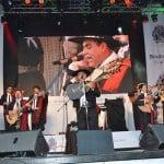 Aniversario de Boulogne: La gente disfrutó del Chaqueño Palavecino