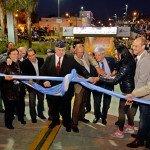 Se inauguró el túnel de la Avenida Avellaneda