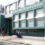 Nuevo piso de internación y nueva guardia en el Hospital Houssay en Vicente López