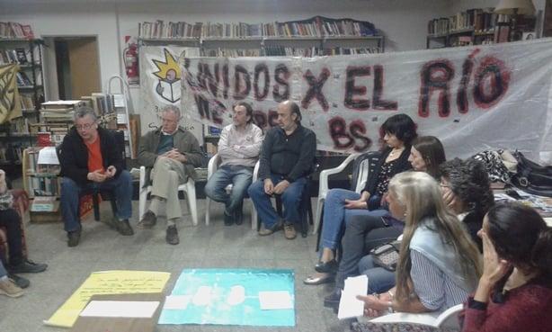 Vecinos de Vicente López presentaron una medida cautelar para la preservación de espacios verdes