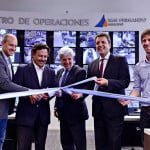 Massa y Andreotti inauguraron un Centro de Operaciones en San Fernando