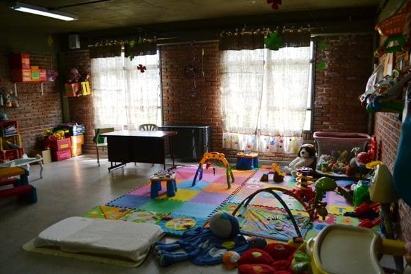 Se Inaugur La Primera Sala Maternal En Una Escuela