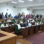 El Concejo Deliberante de Vicente López debatió el aumento de tasas para el 2016