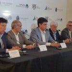 Los intendentes de zona norte se reunieron con Daniel Salvador