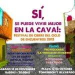 """Se realizará el festival """"Si, se puede vivir mejor en La Cava"""""""