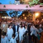 Con un mensaje de paz, se celebró el Día de la Virgen en Tigre