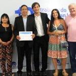 Beccar Varela y Galmarini entregaron diplomas a alumnos de Informática y del Plan FiNes