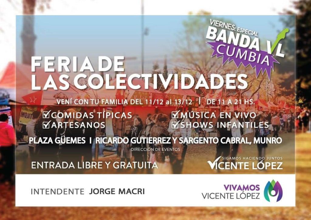 Feria Colectividades