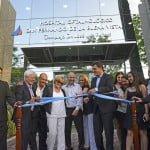 San Fernando inauguró el Hospital Oftalmológico Municipal