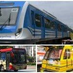Se buscará implementar la tarifa única para el transporte público metropolitano