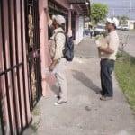 Falso operativo de dengue: se presentan como inspectores y asaltan domicilios