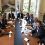 Sin definiciones: Reunión entre Macri y dirigentes sindicales en la Rosada