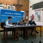 Se realizó una charla sobre los aumentos de tarifas en Vicente López
