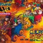 El grupo de teatro comunitario Trono-Compa de Bolivia visita Tigre