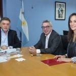 Julio Zamora y Malena Galmarini pidieron por más viviendas para Tigre