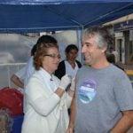 San Isidro: Campaña de vacunación gratuita en la vía pública