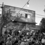 Un mural con la historia de Villa Maipú