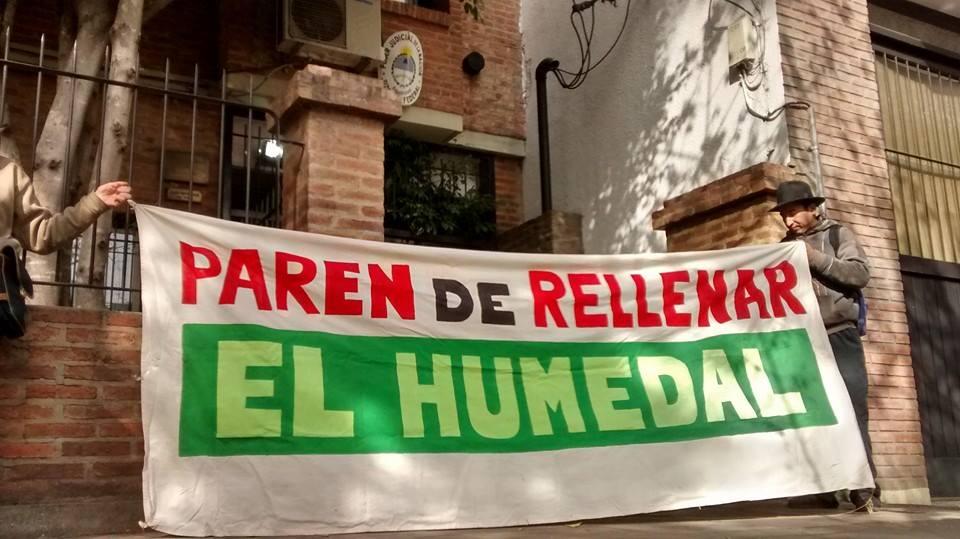 Vecinos de zona norte en defensa de los humedales for Juzgado san isidro