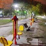 Nuevo paseo aeróbico en la Costanera de San Fernando