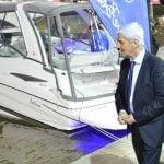 Andreotti agradeció la restitución del cobro del Impuesto a las Embarcaciones