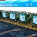 San Martín recolectó más de 60 toneladas de material reciclable en lo que va del año