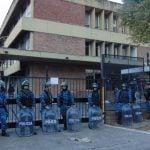 Violento desalojo de fábrica recuperada en Martínez