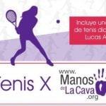 Torneo de Tenis y clínica de Lucas Arnold a beneficio de Manos de la Cava