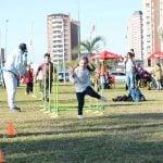 """Más de 200 vecinos y turistas disfrutaron del programa """"Tigre vive el deporte"""""""