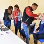 Industriasentregan materialpara talleres del Centro de Oportunidades para la Inclusión