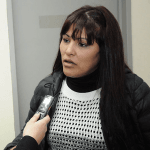 """Lili Aguirre: """"La pobreza es violencia y tiene cara de mujer"""""""