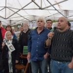 Industrias RB: los trabajadores se manifestaron frente a la fábrica recuperada