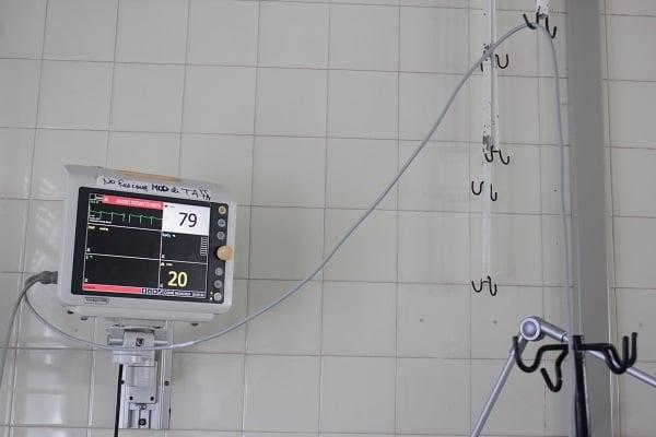 Terapia - Falta monitores