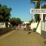 Tras otra muerte, hay más policías en la Estación Carapachay