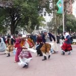 Con una gala de espectáculos, San Fernando celebra el Bicentenario