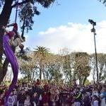 Últimos festejos por el Mes del Niño en las plazas de San Fernando