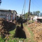 3500 familias de Benavídez se suman a la red de agua potable